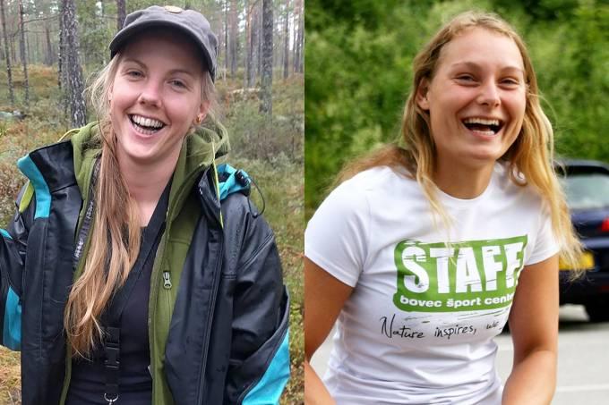 Maren Ueland e Louisa Vesterager Jespersen