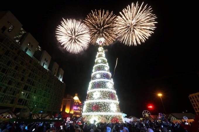Preparativos para o Natal – Líbano
