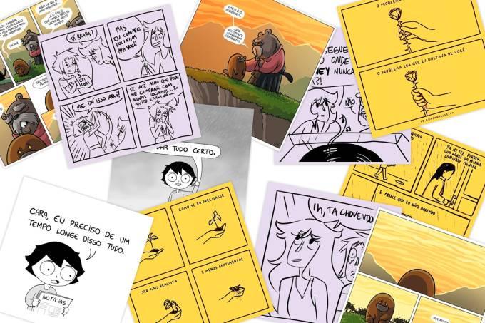 quadrinhos-redes-sociais