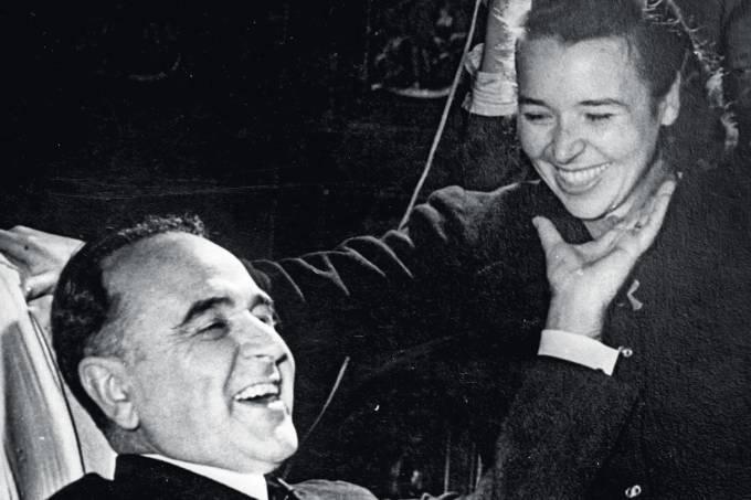 Getúlio Vargas e Alzira