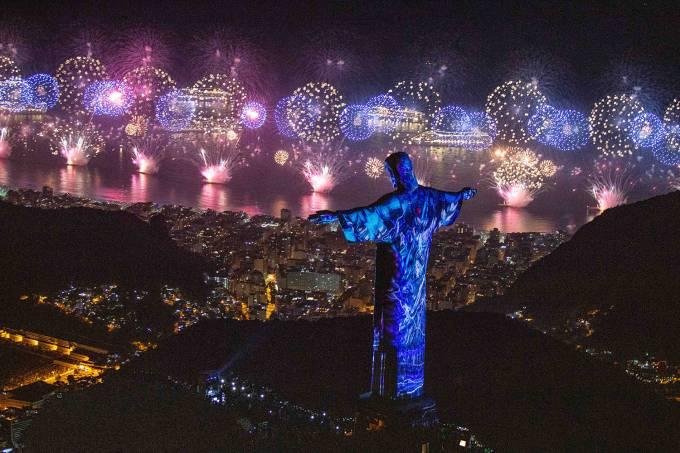 Ano Novo no Rio de Janeiro