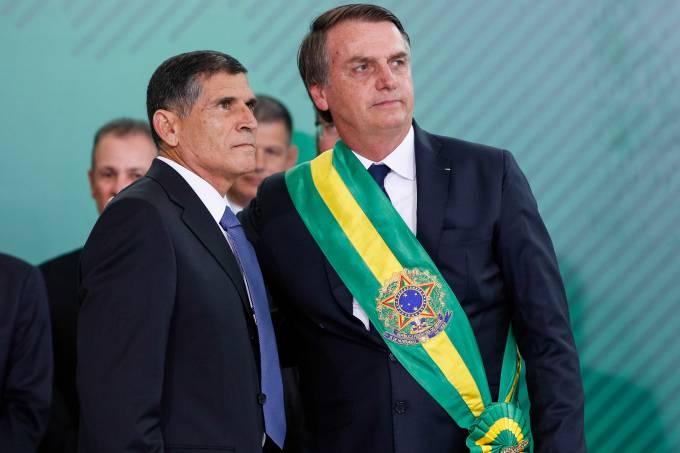 Bolsonaro e Souza Cruz