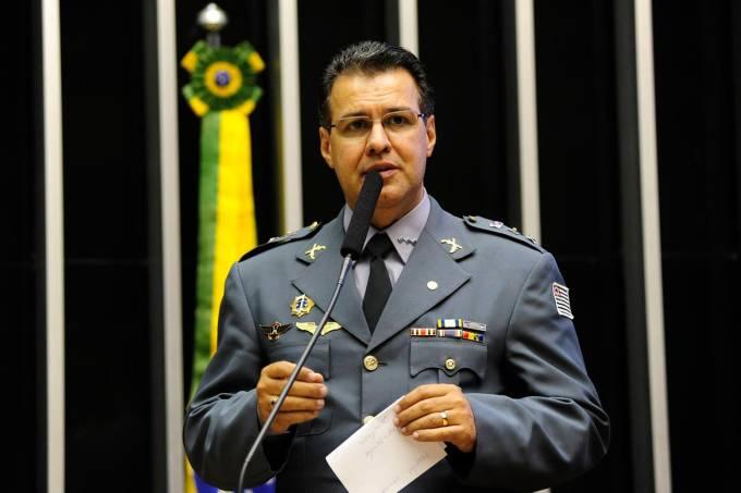 Capitão Augusto, deputado federal