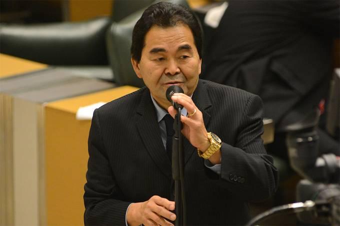 Morre aos 70 anos o ex-deputado estadual Jooji Hato
