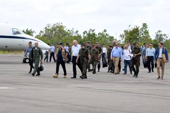 Ministros em Roraima