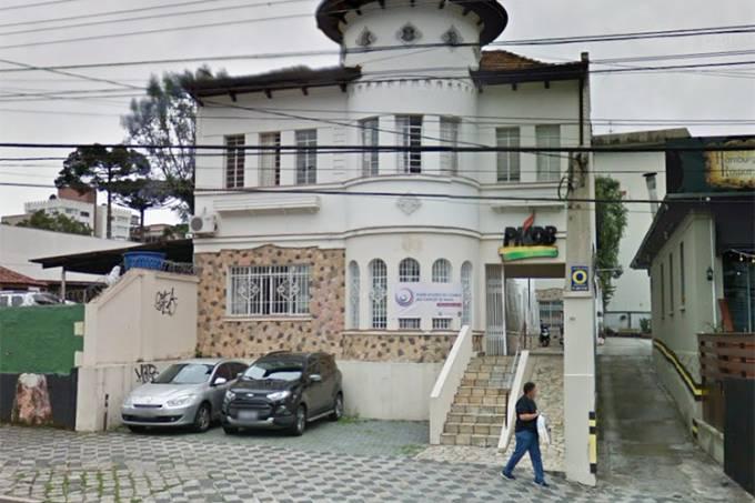 Sede do MDB no Paraná