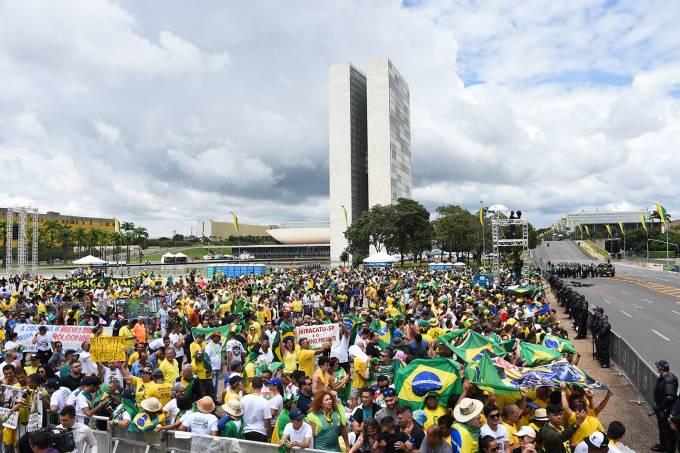 Posse do Presidente eleito Jair Bolsonaro