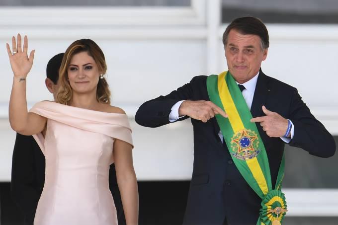 Cerimônia de posse de Jair Bolsonaro