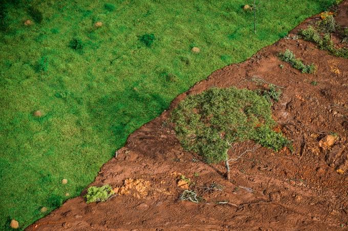 Rompimento de barragem em Brumadinho (MG)