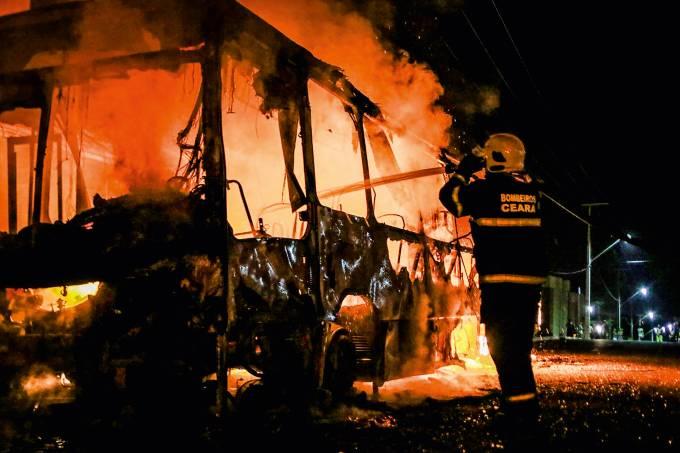 Ataques no Ceará