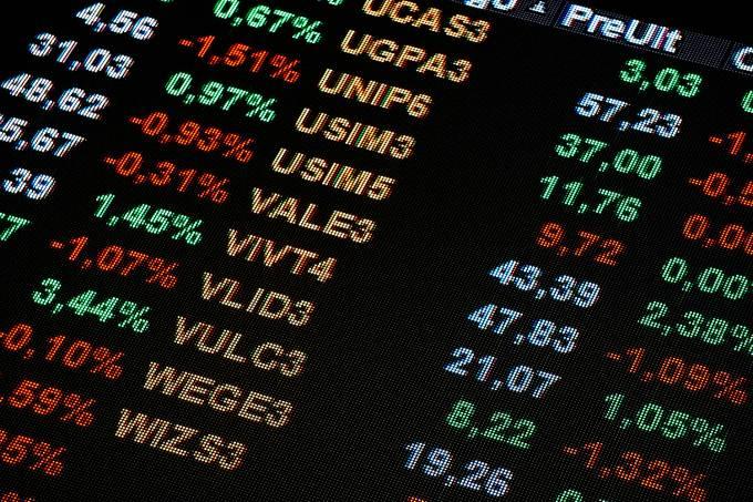 Economia – Bolsa de Valores – Cotação – B3