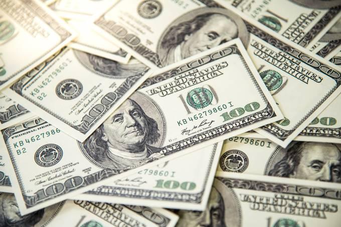 Economia – Dólar – Cédulas
