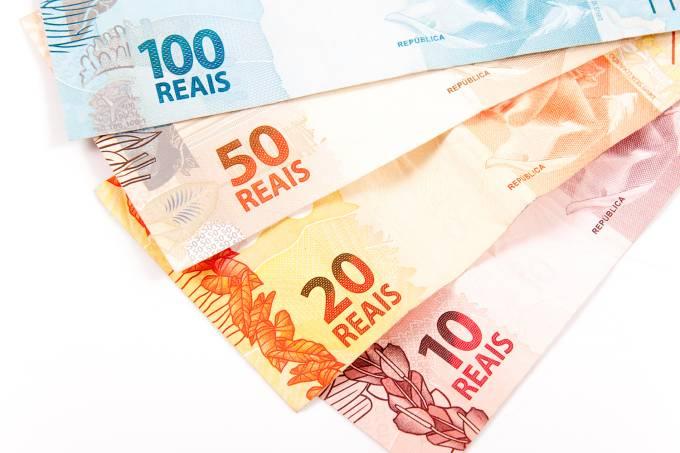 Economia – Cédulas – Dinheiro – Real
