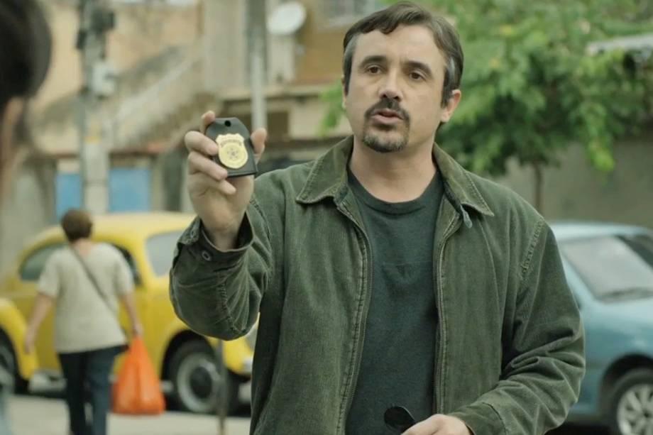 Caio Junqueira como Jonas em '1 Contra Todos'