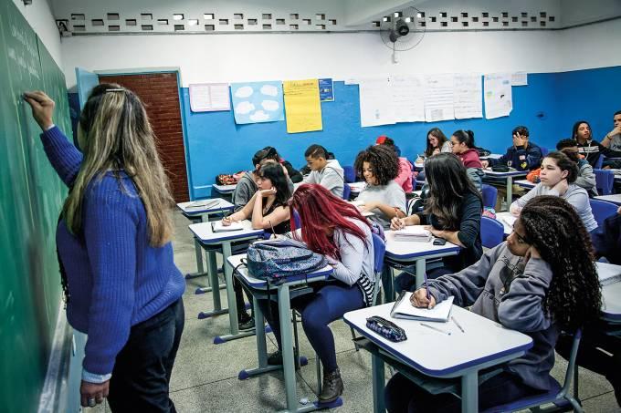 Escola Estadual Sérgio da Silva Nobreza