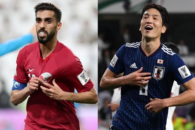 Copa da Ásia: Catar e Japão