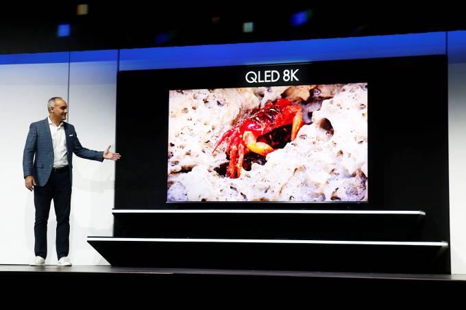 CES 2019 – Samsung