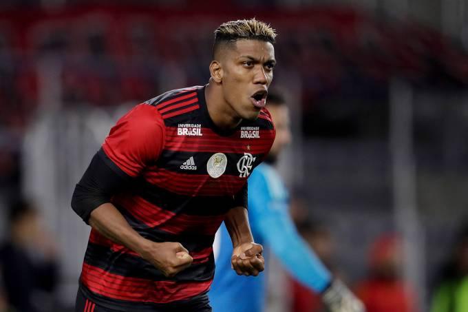 Ajax x Flamengo