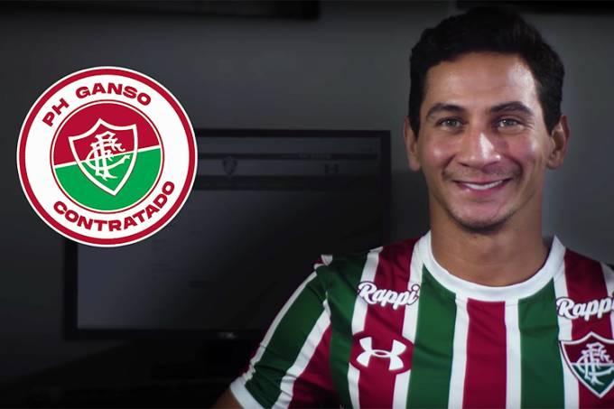 Paulo Henrique Ganso é contratado pelo Fluminense