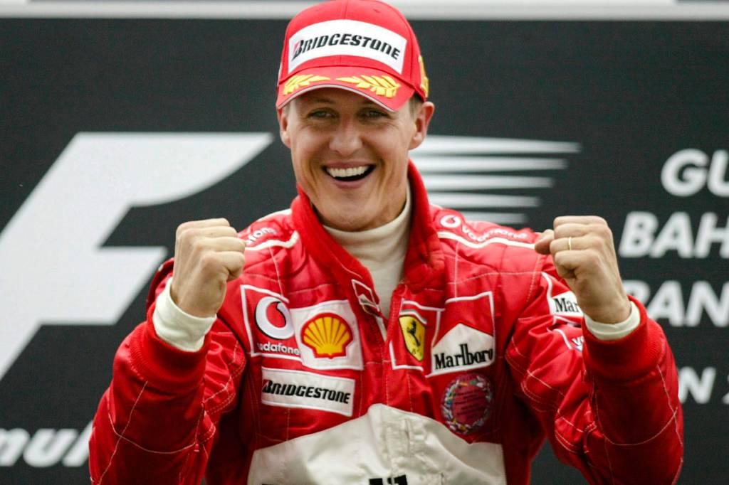 Michael Schumacher terá documentário autorizado em dezembro | VEJA