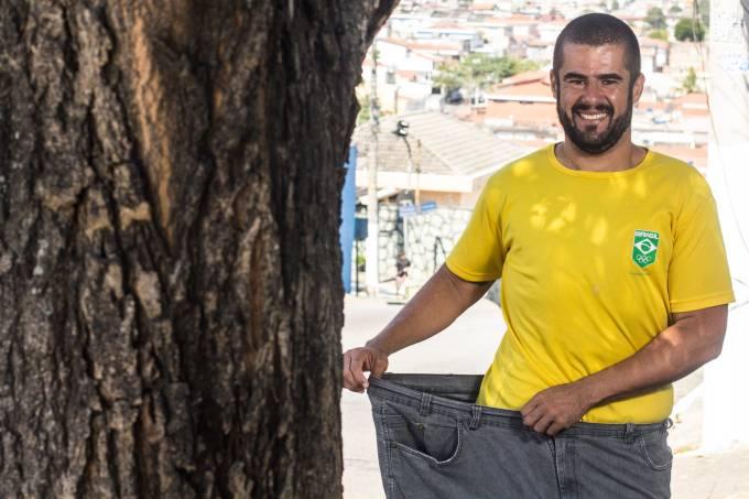 Carlos Arruda, técnico em enfermagem