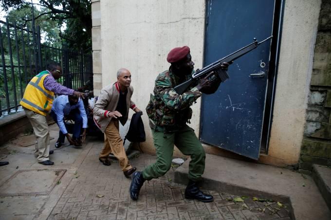 Atentado em Nairóbi no Quênia