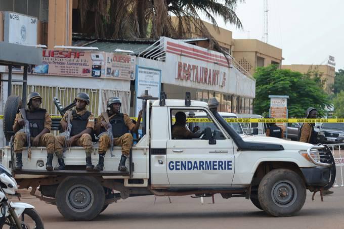 Forças de Segurança de Burkina Faso