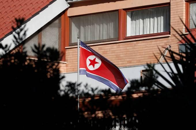 Embaixada da Coreia do Norte em Roma