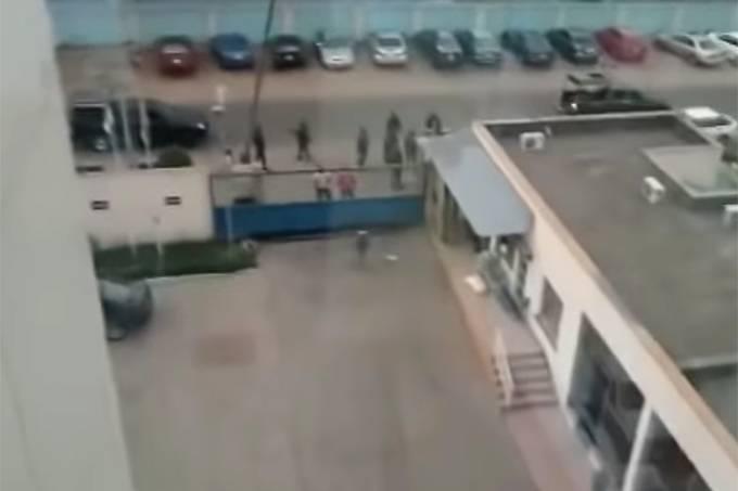 """Exército invade jornal """"Daily Trust"""""""