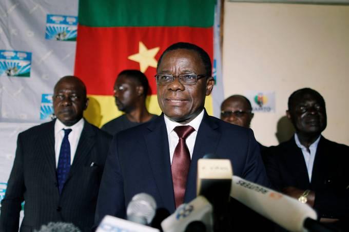 Líder da oposição é preso em Camarões por convocar protestos