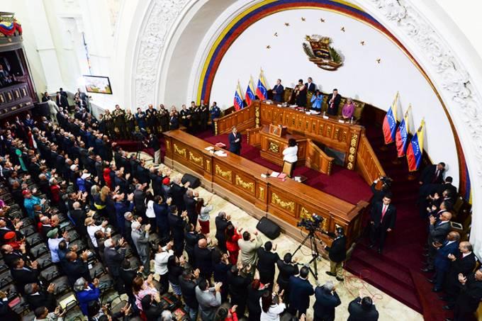 Parlamento venezuelano