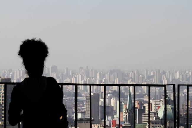 Poluição em São Paulo, acordo de Paris
