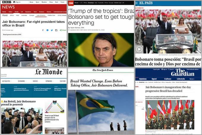 Repercussão Internacional – Jair Bolsonaro