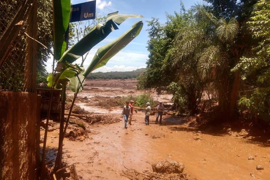 Rompimento de barragem da Vale em Brumadinho (MG)