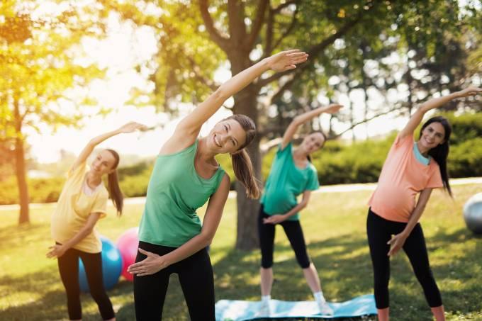 Saúde – Exercícios – Atividade física