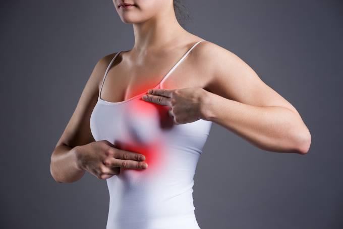 Saúde – Câncer de mama