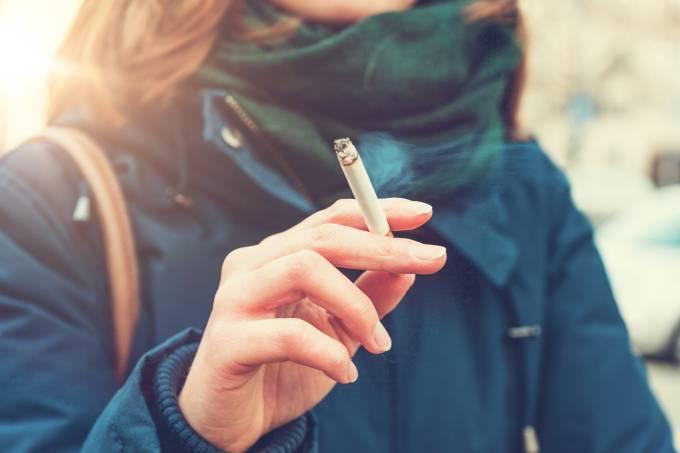 Saúde – Tabagismo – Cigarro