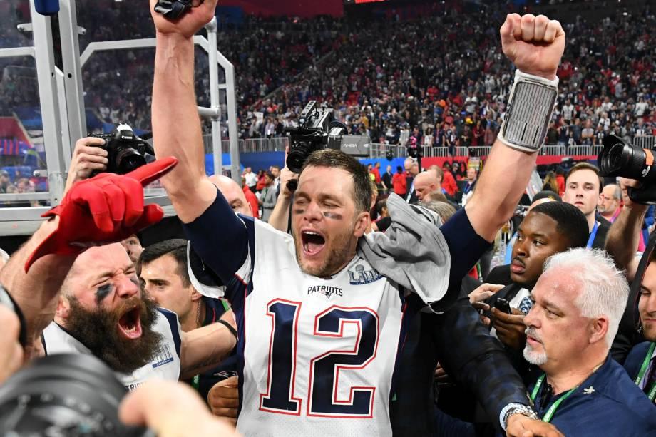 Patriots se consagraram no Super Bowl LIII