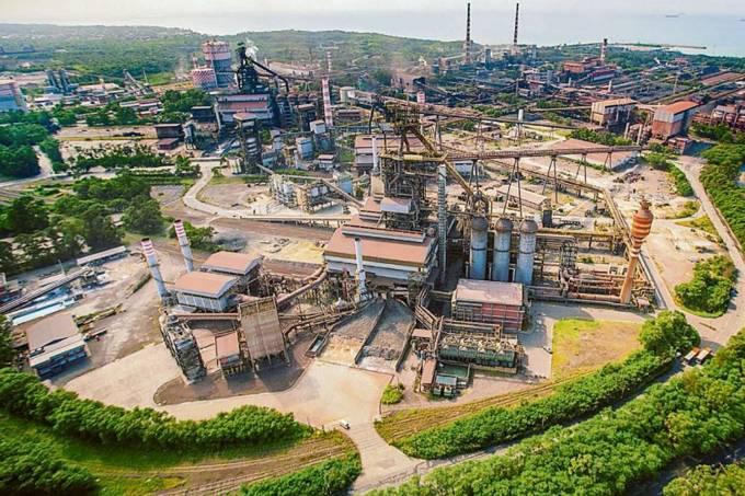 Fábrica da Arcelor Mittal Tubarão