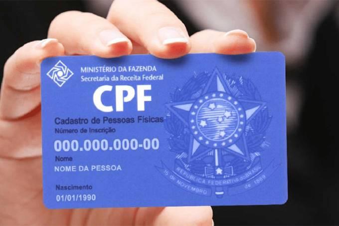 Cadastro de Pessoa Física (CPF)
