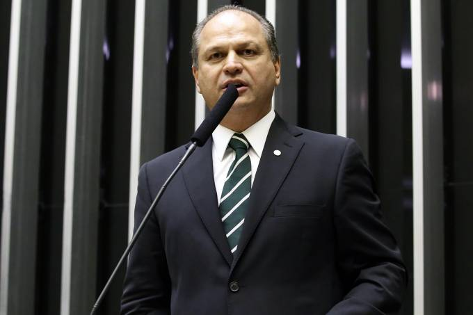 Eleição Câmara dos Deputados – Ricardo Barros (PP-PR)