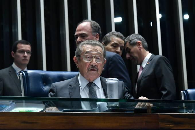 Eleição para presidente do Senado Federal – José Maranhão