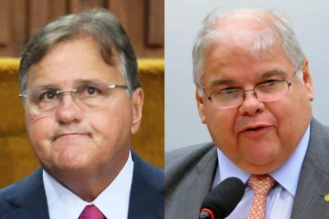 Geddel Vieira Lima e Lúcio Vieira Lima