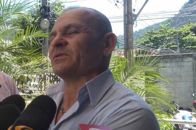 Juciley Souza Andrade, 44, responsável por salvar a paisagista e empresaria Elaine Caparróz