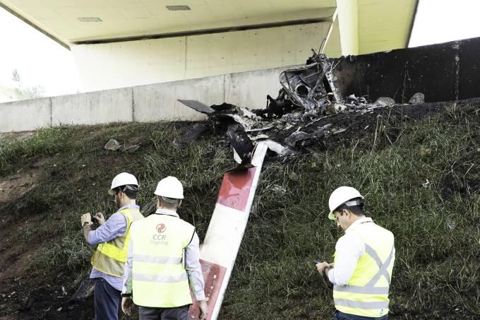 Ricardo Boechat morre em queda de helicóptero