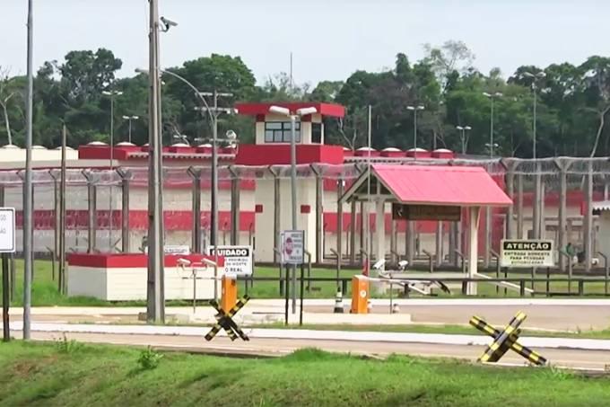 Penitenciária Federal de Segurança Máxima em Porto Velho (RO)