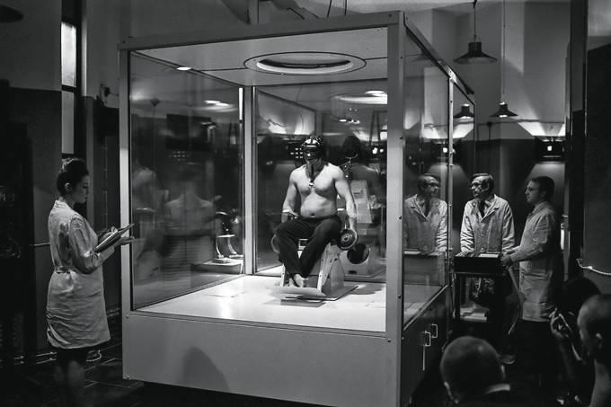 Sessão de tortura na URSS