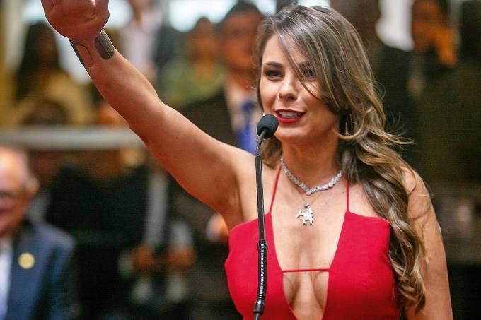 Deputada Ana Paula Silva
