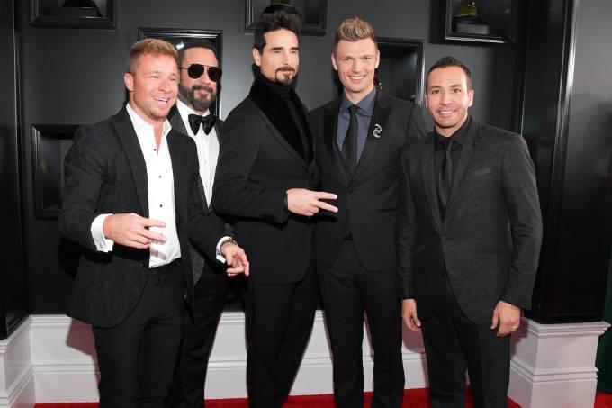 Grammy Awards – Backstreet Boys