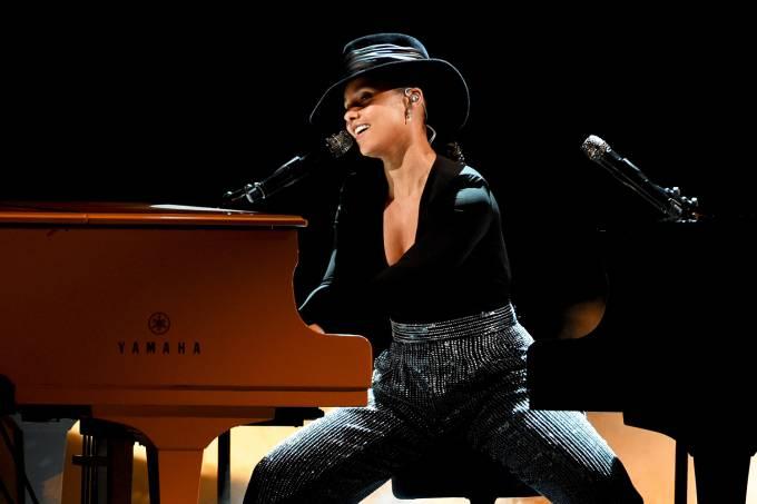 Grammy – Alicia Keys